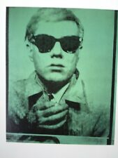 Andy Warhol Self Portrait Ethel Scull 1963 Mini Poster Pop Art 29cm x 24.5cm R42