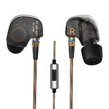 KZ-ATE 3.5mm Earphones HiFi Stereo Headphones Super Bass for Samsung Huawei