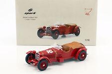 ALFA ROMEO 8c 2300 LM # #16 Winner 24 H Lemans 1931 Howe Birkin 1 18 Spark