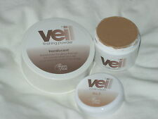 Veil cover cream,shade Brown No3 + Finishing powder..Special offer