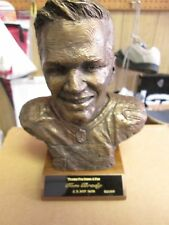 TOM BRADY   BRONZE BUST FIGURE DOLL STATUE 37/1000