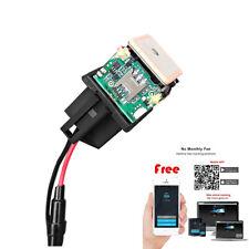 Anti-theft Remote Oil Cut GPS Tracker Device GSM SMS APP GPS  Locator Universal