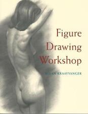 Figure Drawing Workshop by Allan Kraayvanger Art First Printing