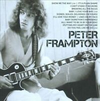 PETER FRAMPTON Icon CD BRAND NEW Best Of 13 Track Compilation