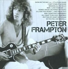 Icon by Peter Frampton (CD, Mar-2011, A&M (USA)) BRAND NEW
