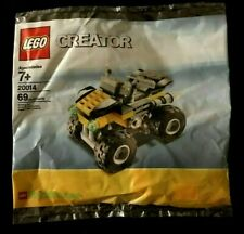 Lego Creator 20014 Brickmaster Quad Bike New