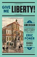 etextbook: Give Me Liberty!: An American History by Foner (Vol.1, 5th Ed.) (PDF)