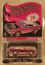 Mustang Boss Hoss Hot Wheels 31st Convention RLC PINK PARTY Redline Neo's