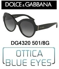 Occhiali da Sole DOLCE E GABBANA SUNGLASSES DG 4320 501/8G солнечные очки ITALY