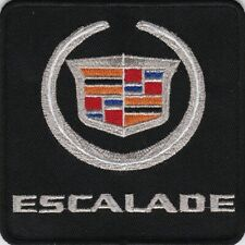 CUSTOM BLACK EMBROIDERED 4x4 CLASSIC CAR PATCH UPHOLSTERY LOGO EMBLEM