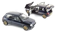 MODELLINO AUTO SCALA 1/18 RENAULT CLIO WILLIAMS NOREV DIECAST CAR MODEL COCHE