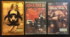 Biohazard Cassette Lot Mata Leao Urban Discipline State of the World Address