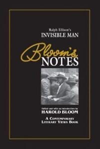 Ralph Ellison's Invisible Man Hardcover Ralph Waldo Ellison