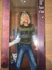Figurine - Kurt Cobain - Neca - 18'' Figure *with Sound*