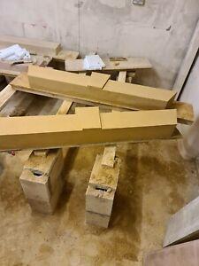 Keystone head lintels