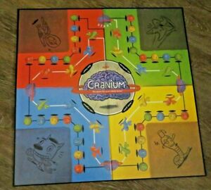 1998 Cranium Replacement Game Board Only