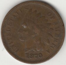 More details for 1870 u.s.a.indian head cent | world coins | pennies2pounds