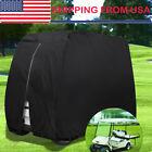Waterproof Golf Cart Cover 4 Passenger Dustproof Storage for EZ Club Yamaha Hot