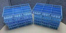 10 Matchbox Car Case Blue Tray Inserts     RN