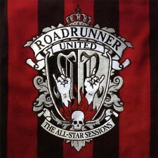 ROADRUNNER UNITED - THE ALL STAR SESSIONS CD+DVD NEU!!!