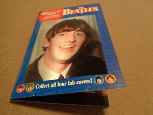 The Beatles 40th Anniversary Tribute - Ringo Starr Lenticular Cover - 2003 - EX