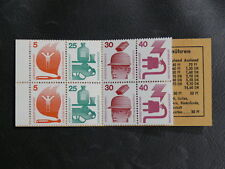 TIMBRES D'ALLEMAGNE : RFA 1972/73 YVERT ET TELLIER CARNET N° C575** NEUF - TBE