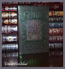 Lovecraft Short Stories Call Chulhu Dunwich Brand New Collectible Hardcover