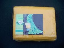 """New Old Stock Vintage Beacon Monterey 72"""" By 90"""" Polyester Blanket Made in USA"""