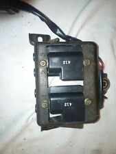 Ignition Coil pack, Mazda MX-5 1.6/1.8 genuine Mazda items. Used. GWO