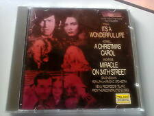 O.S.T IT'A WONDERFULL LIFE/MIRACLE ON 34TH...CD