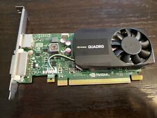 PNY Nvidia Quadro K620 2GB Graphic Card DVI & Display Port VCQK620-T LowProfile.
