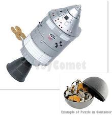 Command Module Rocket Space Explorer 4D 3D Puzzle Realistic Model Kit Toy