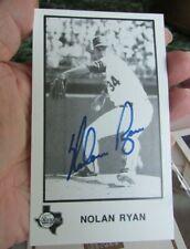 Autographed Photo -  Texas Ranger - Nolan Ryan - Hall of Fame      (167)