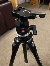 Manfrotto Tripod 190 XDB With 486RC2 Ball Head