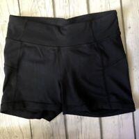 Live Love Dream Black Shorts Size XS