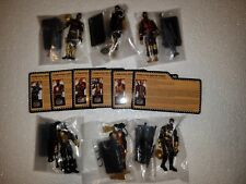 G.I.JOE CONVENTION 2018 SET of 6 PYTHON PATROL: HEAT SAW LAMPREY ROCK PARA LASER