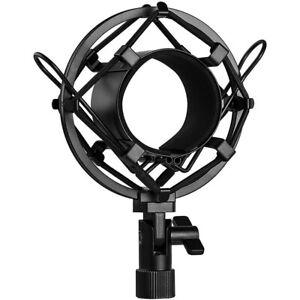 Metal Microphone Shock Mount for 48mm - 54mm Condenser Microphones - SM-17BK