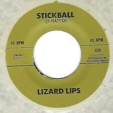 "Rare Novelty -(explicit) by Lizard Lips -""Stickbal