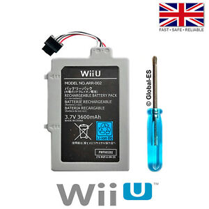 Nintendo Wii U 3600mAh Extended Battery Kit - ARR-002 WUP-002