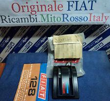 TARGHETTA DIFFUSORE ARIA COMANDO RISCALDAMENTO FIAT 128 1S PLATE CONTROL HEATING