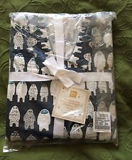 Pb Teen Abominably Awesome Medium Pajamas Abominable Snowman Flannel New!