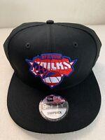 New Era NBA New York Knicks Puerto Rico Logo Edition 9Fifty Hat Snapback 950 NEW