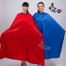 Barbershop Cape Unisex Waterproof Haircut Hairdressing Gown Cloth Style Chic