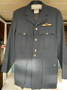 Genuine British RAF No1 Royal Air Force Dress Uniform Jacket/Tunic -