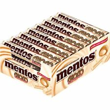 "24 x Rolls of mentos - ""Choco & Caramel White"" (= 912g  / 2.01lbs / 32.17oz)"
