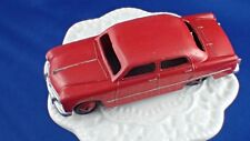 Dinky Toys, Ford Sedan 170 red Original from the 1950ties