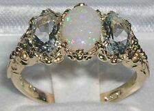 Echte Edelstein-Ringe mit Opal für Damen