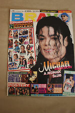 Bravo 19/1994 Michael Jackson,4 Non Blondes,Ace Of Base,Marky Mark, 14 STICKERS