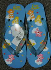 Care Bear Womens Large Flip Flops New with retail tags