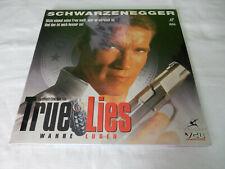 True Lies - PAL - Deutsch - Laserdisc - CAV - 2 Disc Version !